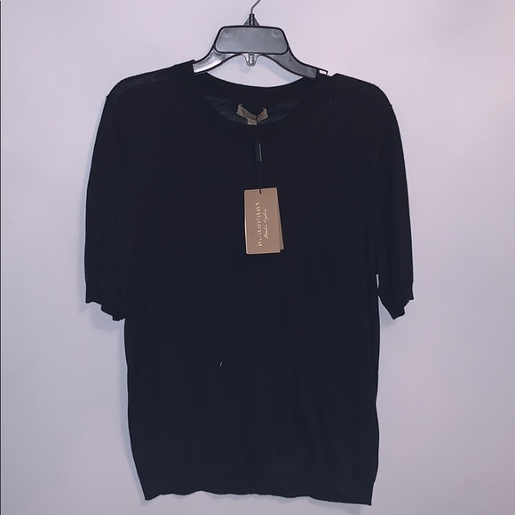 Burberry Tops - Burberry blouse size xl